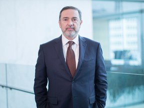 Kevin Uebelein, CEO of Alberta Investment Management Corp (AIMCo) .