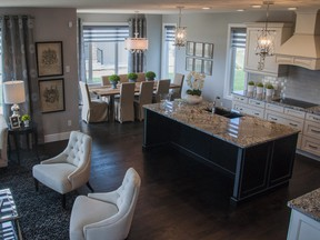 Crystal Creek Homes is offering a draw worth $250,000 off the price of a new home in Allard.