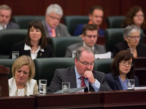 The Alberta government could extend the spring session because of delays caused by all the attention focused on the Fort McMurray wildfire.