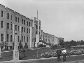 The Fort Saskatchewan Jail was the scene of a riot in 1955 after prisoners complained about the food.