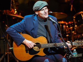 James Taylor performs  at Lincoln Center, Tuesday, Jan. 20, 2015, in New York.