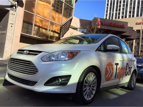 TappCar is planning to launch its service in Edmonton as early as next week.