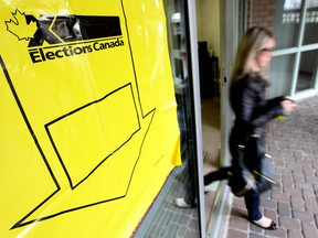 P.E.I. voters are going to the polls to choose a new electoral system and one born and bred in Alberta is on the ballot.