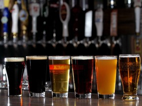 The Canadian Taxpayers Federation is upset that new provincial beer tax method is benefitting large breweries.