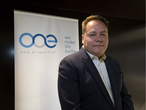 Darren Durstling is president and CEO of ONE Properties, which was formerly known as WAM.