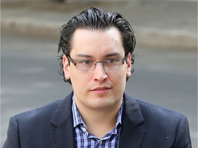 Joshua Petrin was convicted of manslaughter in the death of Bryan Gower. The matter is expected back in court May 19 to set a date for sentencing.