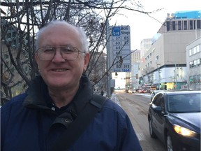 Service cuts to Route 55 this fall stranded seniors and illustrate how fraught with controversy changes envisioned by the transit strategy will be. Transit rider Glenn Miller spoke about those hazards and how frustrated he is with communication so far at urban planning committee Dec. 7, 2016.