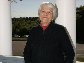 Betty Stanhope-Cole in September 2007.