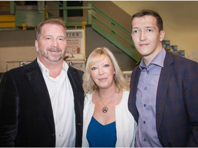 Bill Knight, wife Grace and son Steven have parted ways with B&B Demolition, the company Bill formed on a shoestring budget and which helped the family donate significant sums to many Edmonton charities. The trio have formed Three Knights Investments Inc. and hope to grow it into one of Canada's most successful funds.