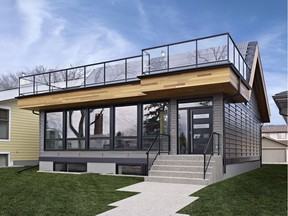 A Belgravia net-zero energy home, built in 2012 by Effect Home Builders, has generated surplus energy for the last three years.