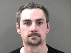 Police are searching for 29-year-old Gerald Peter Krahn, who is wanted on a warrant for second-degree murder.