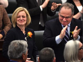 The third session of Alberta's 29th legislature began March 2, 2017, with the speech from the throne.