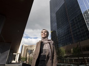Ibtissam Nkaili grew up speaking Arabic. She immigrated to Canada in 2008, moved to Edmonton in 2013 and became a chartered professional accountant in English. Edmonton is quickly becoming one of the most linguistically diverse cities in Canada, new census data shows.