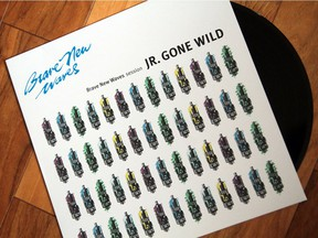Artoffact Records is releasing classic CBC Brave New Waves sessions as albums --including this live recording of Jr. Gone Wild in Montreal in 1988. Fish Griwkowsky