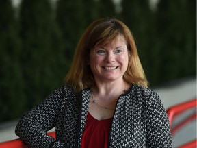 Michelle Draper, chairwoman of the Edmonton Public school board, said she's anxious to know when the UCP government will introduce a budget, what it will include and exclude, and how school construction and repair will be funded.