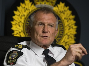 Edmonton Police Chief Rod Knecht says officers are nervous about getting in trouble for carrying out street checks. Nevertheless, officers documented more than 15,000 street check stops last year.