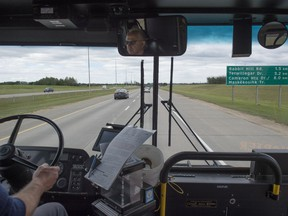Alberta Transportation Minister Brian Mason outlined a plan to expand the southwest Anthony Henday Drive to six lanes from four on Tuesday, June 12, 2018.