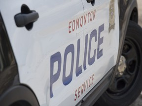 Edmonton police are investigating a traffic death early Wednesday morning.