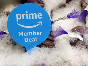 Amazon is promoting grocery discounts at its Whole Foods stores on Prime Day, trying to extend the loyalty of 100 million global Prime members to the food aisle.