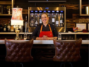 Lindsay Porter puts a delicious spin on traditional British food at London Local, located in the Ellerslie neighbourhood in south Edmonton.
