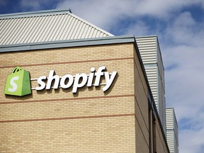 """Government-operated websites and private retailer portals powered by Shopify have seen """"millions of visitors"""" from Canada and around the world in the hours since they went live at 12:01 a.m. local time."""