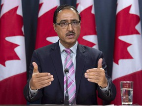 Natural Resources Minister Amarjeet Sohi says the Liberal government has Albertans' backs.