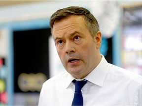 United Conservative Leader Jason Kenney provided details on the UCP plan to get better outcomes for Alberta students at the Calgary Jewish Academy in Calgary on Monday, March 25, 2019.
