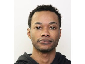 Emmanuel Amponsah is wanted for assault and assault with a weapon after an altercation in west Edmonton.