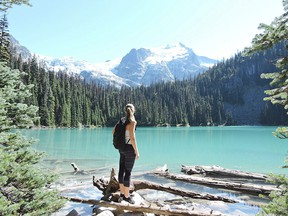 The B.C. government is implementing new measures aimed at protecting Joffre Lakes Provincial Park, which has become a popular destination after photos of the glacial lakes began appearing on Instagram.