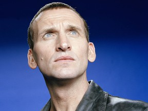 The Ninth Doctor, Christopher Eccleston, is on his way to Edmonton Expo Sept. 20-22.