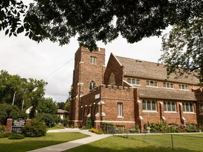 Holy Trinity Anglican Church is the venue for Who Goes There? by David Belke.