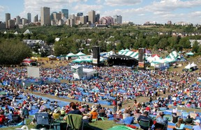 The Edmonton Folk Music Festival in Gallagher Park has been cancelled for a second straight year as a result of the COVID-19 pandemic.