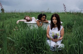 The Drowning Girls, 3 stars out of 5, Stage 48, The Dai Scott Stage at Hazeldean Hall