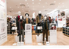 UNIQLO, a popular fashion retailer from Japan, plans to open up a store in the West Edmonton Mall in late September.