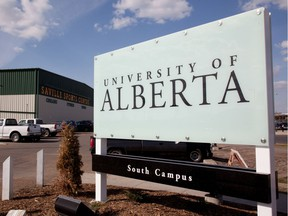 The South Campus  of the University of Alberta in Edmonton on April 20, 2010.