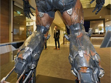 BioWare, a Canadian video game developer founded in Edmonton, officially opened its new offices in downtown Edmonton (10423-101 Street) on Monday September 23, 2019.