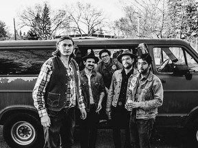 The Denim Daddies are on the Empress Ale House stage at 4 p.m. Saturday, Oct. 19, 2019.