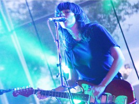 The incomparable Courtney Barnett closed up Interstellar Rodeo 2018.
