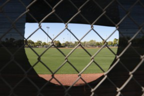 According to reports, Major League Baseball is considering starting its season in three centralized locations.