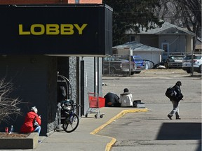 The Coliseum Inn will be used as a temporary shelter for homeless residents during the COVID-19 outbreak in Edmonton, it was announced on Monday, April 20, 2020.