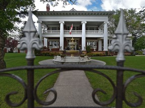 The Magrath Mansion, built in by developer William Magrath in 1912, will host the public during an open house on Sunday, July 2 from 4 p.m. to 7 p.m.