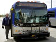Masks will be required on Edmonton transit buses and in city-owned buildings on Aug. 1.