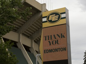 Edmonton's Canadian Football League club announced it will no longer be known as the Eskimos on Tuesday, July 21, 2020.