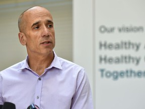 Dr. David Zygun, zone medical director for Edmonton Zone, said the province wanted to launch the second wave of its integrated Connect Care system strategy as soon as possible because sites that already are utilizing the upgrade are seeing a benefit during the pandemic.