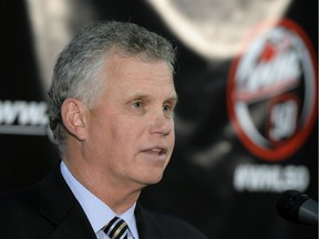 WHL commissioner Ron Robison vows that a 2020-21 season will be played in some way, shape or form.
