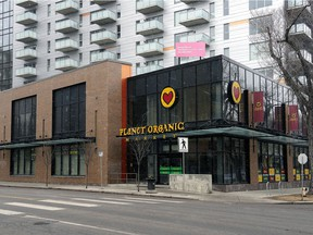 The former Planet Organic Market at Jasper Avenue and 122 Street in Edmonton will soon become a Safeway grocery store. The 25,000-square-foot space will become a boutique style grocery store. Completion date is slated for the fall of 2021.