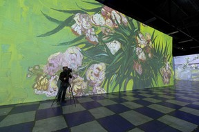 In light of the recent Government of Alberta's reopening announcement Imagine Van Gogh: The Original Immersive Exhibition from Europe will be opening at the Edmonton Expo Centre later in the summer.