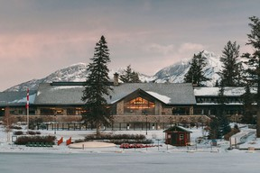 Fairmont Jasper Park Lodge is offering a consolation prize to Albertans