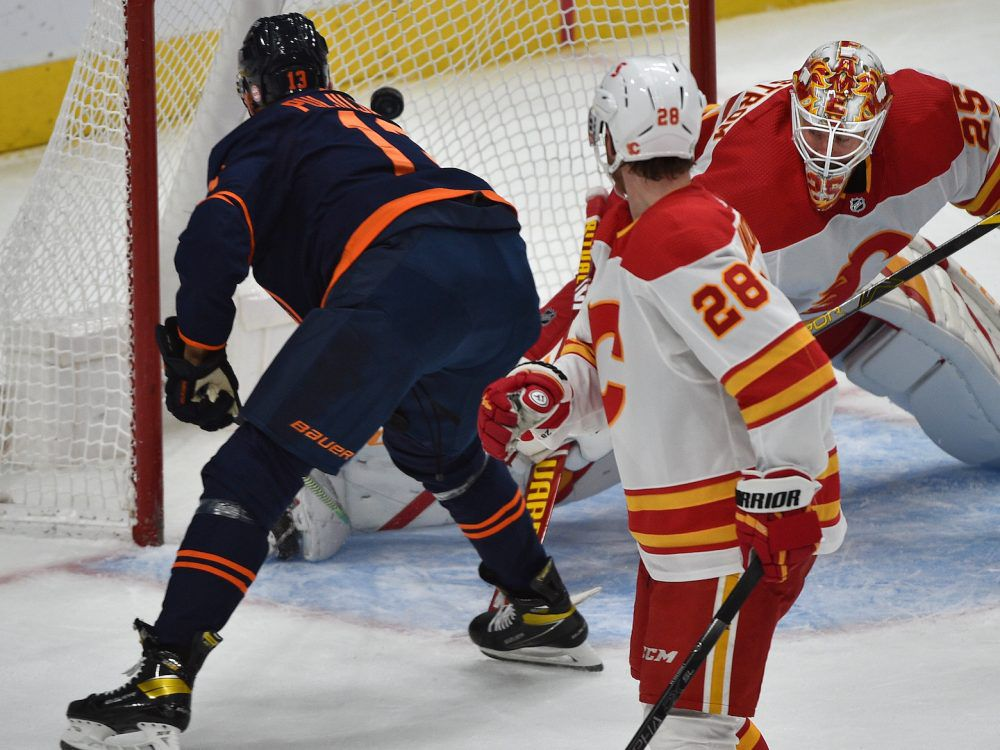 Edmonton Oilers roar back to take a bite out of Calgary