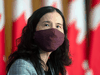 """""""It's a little bit too early"""" to issue new directions on what people can or shouldn't do once vaccinated, Canada's Chief Public Health Officer Theresa Tam said this week."""